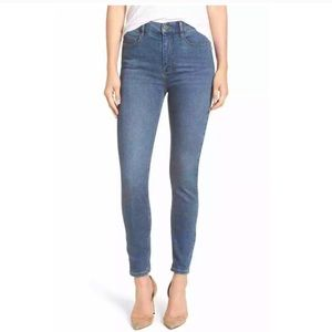 Free People high rise skinny jeans 29